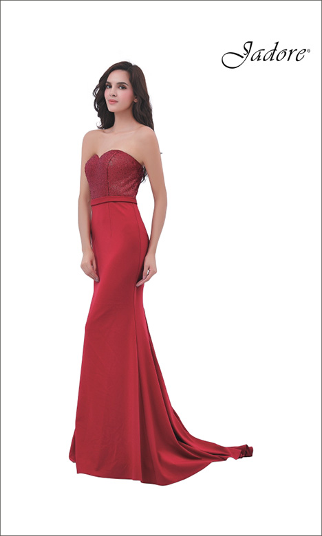 J11303 Prom                                             dress by Jadore Evening