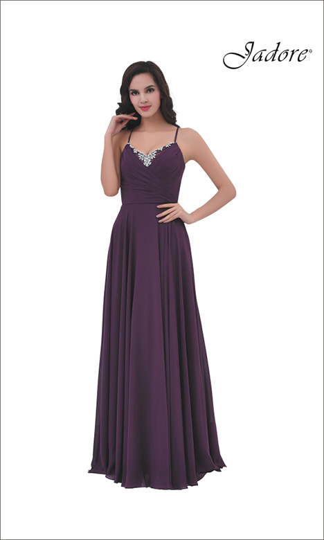 J11313 Prom                                             dress by Jadore Evening