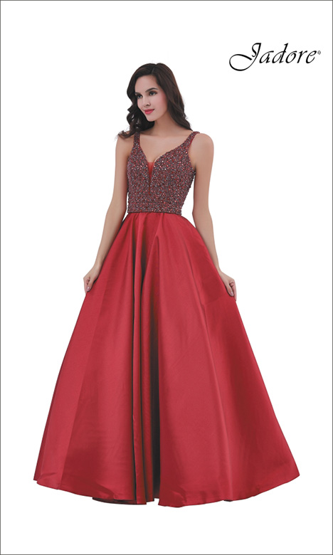 J11321 Prom                                             dress by Jadore Evening