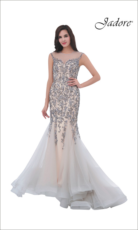 J11325 Prom                                             dress by Jadore Evening
