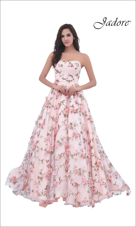 J11343 Prom dress by Jadore Evening