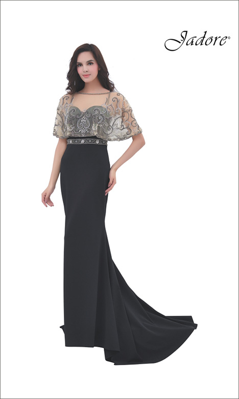 J11347 Prom                                             dress by Jadore Evening