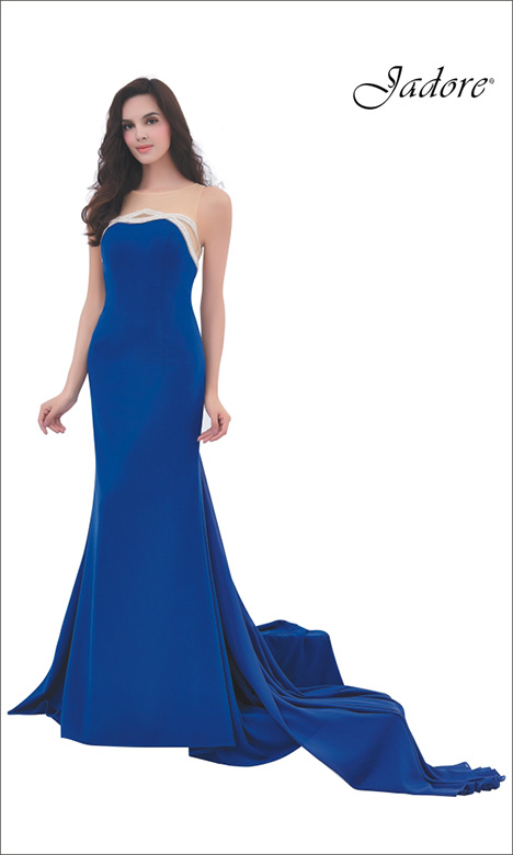 J11349 Prom                                             dress by Jadore Evening