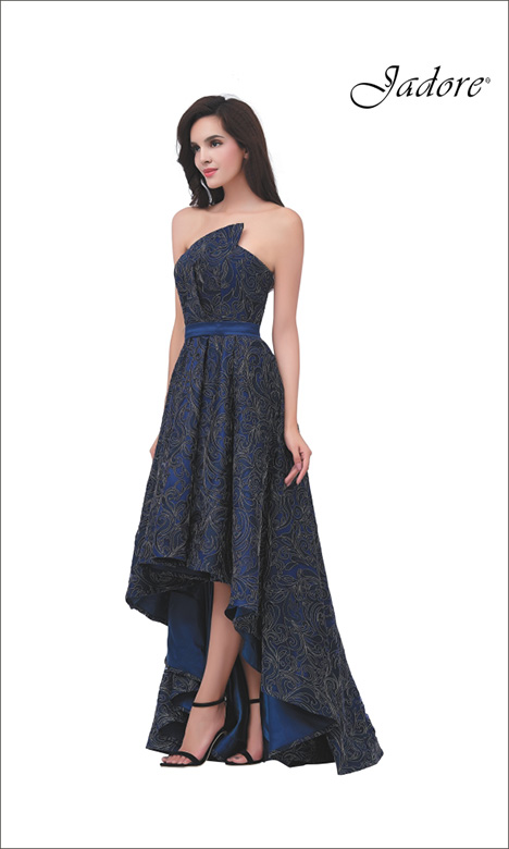 J11355 Prom                                             dress by Jadore Evening