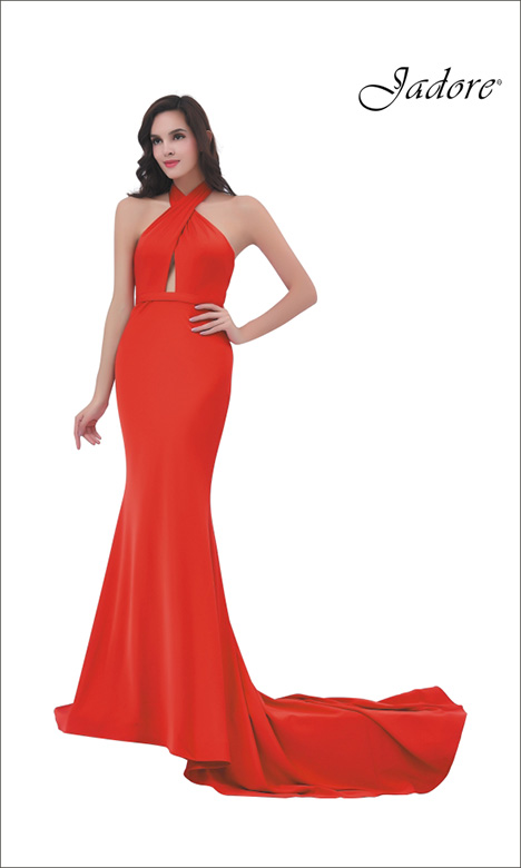 J11363 Prom                                             dress by Jadore Evening