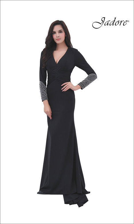 J11366 Prom                                             dress by Jadore Evening