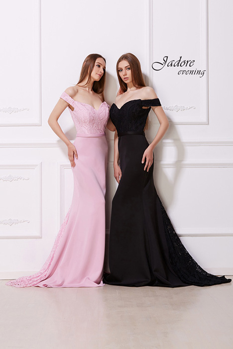 J12001 Prom                                             dress by Jadore Evening