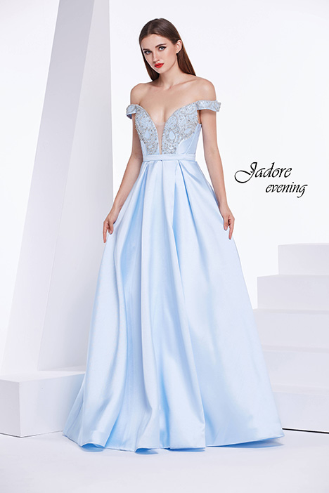 J14034 gown from the 2018 Jadore Evening collection, as seen on dressfinder.ca