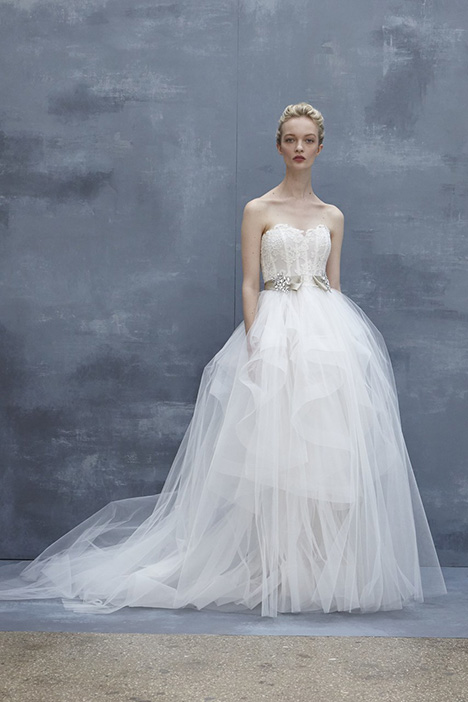 Clara Wedding                                          dress by Amsale