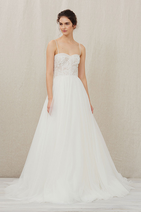Aubrey Wedding dress by Christos