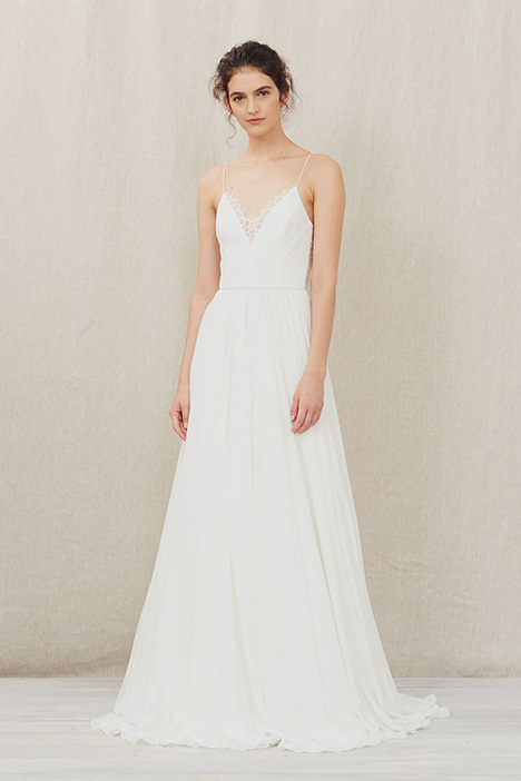 Odette Wedding                                          dress by Christos