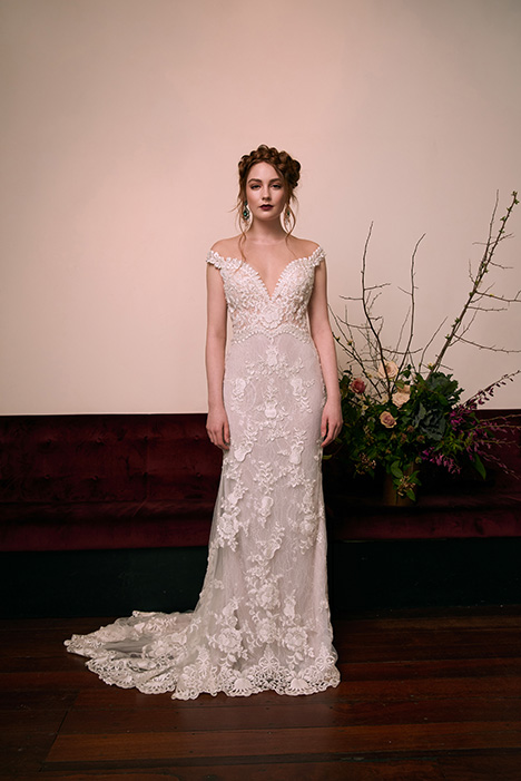 WS181 Wedding                                          dress by Wedding Societe