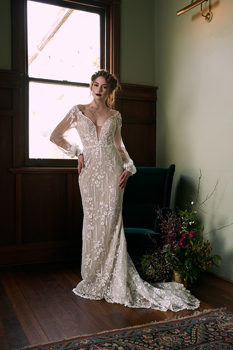WS234 Wedding                                          dress by Wedding Societe