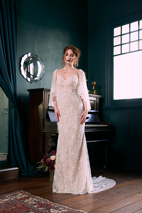 WS242 Wedding                                          dress by Wedding Societe