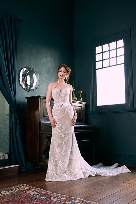 WS248 Wedding dress by Wedding Societe