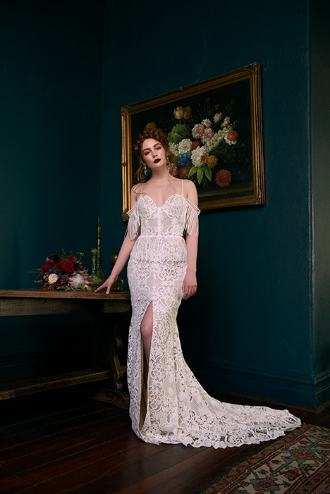 WS251 Wedding                                          dress by Wedding Societe