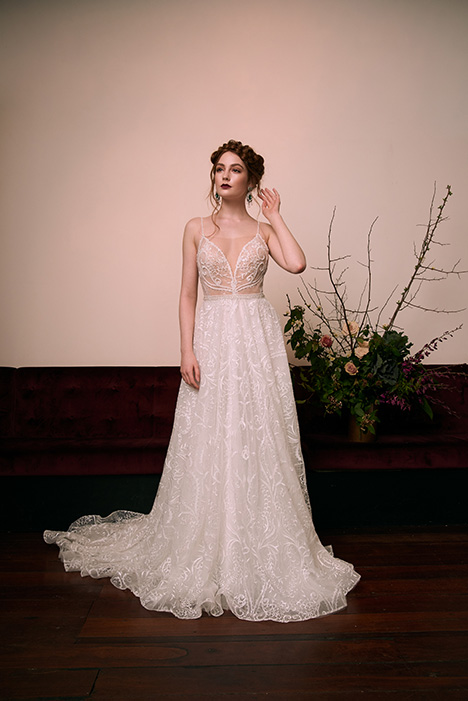 WS254 Wedding                                          dress by Wedding Societe