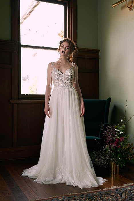 WS6065 Wedding                                          dress by Wedding Societe