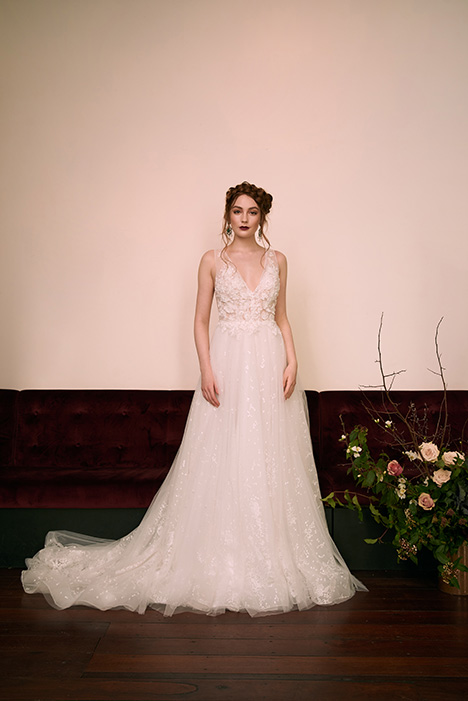 WS6080 Wedding                                          dress by Wedding Societe