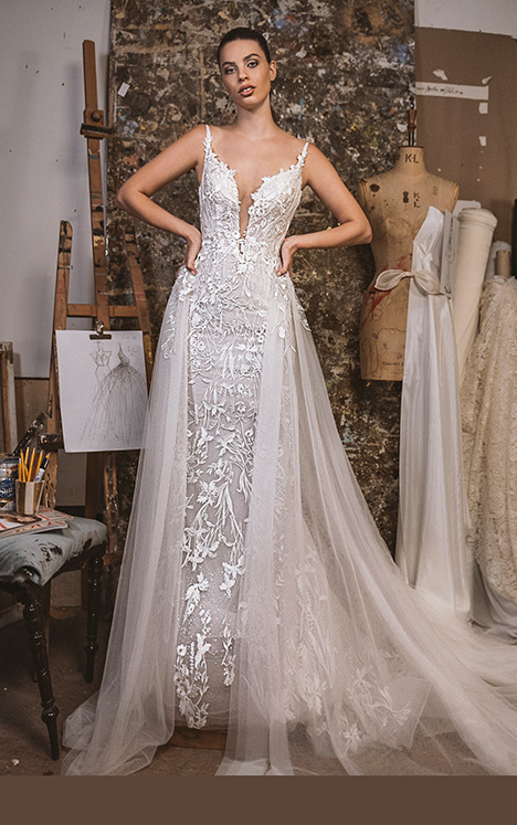 LA20-09 Bella Wedding                                          dress by Lavish by Persy