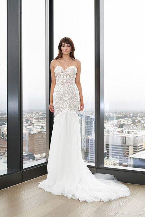 CZ 2467 Wedding                                          dress by Cizzy Bridal