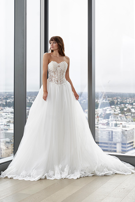 CZ 2480 Wedding                                          dress by Cizzy Bridal