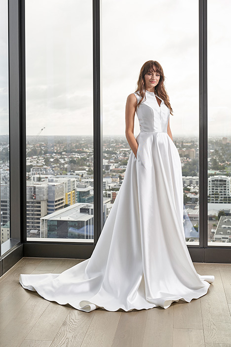CZ 2490 Wedding                                          dress by Cizzy Bridal
