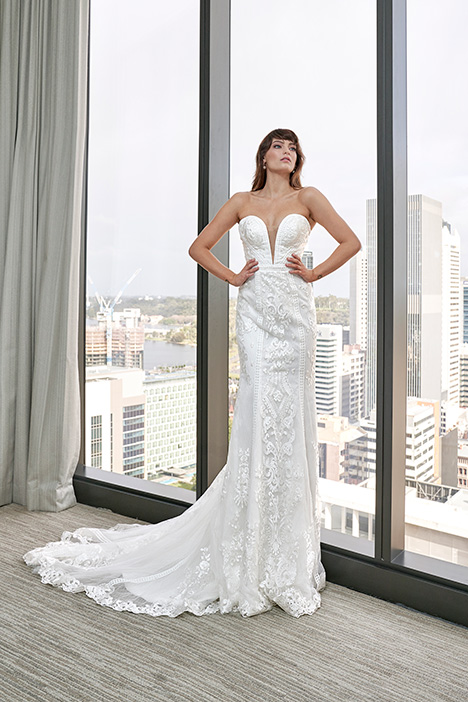 CZ 249 Wedding                                          dress by Cizzy Bridal
