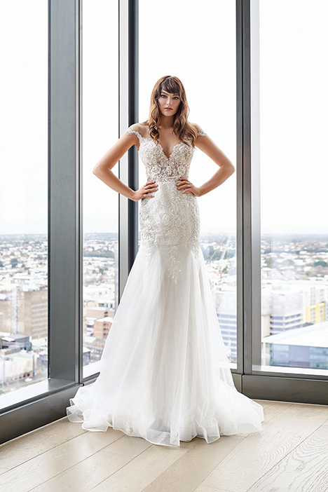 CZ 6026 Wedding                                          dress by Cizzy Bridal