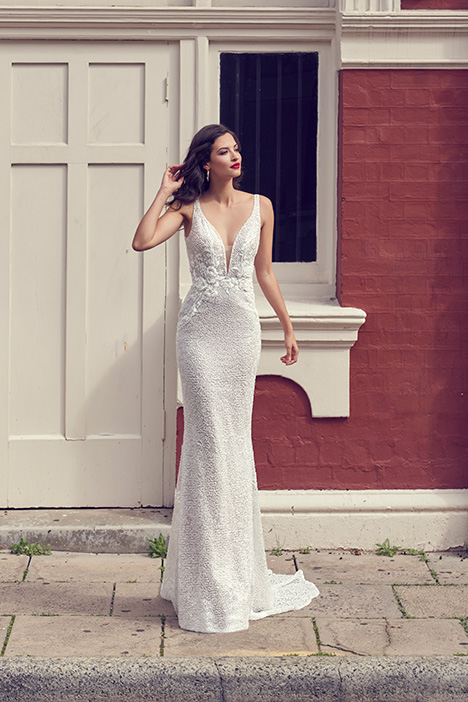 ZB 226 Wedding                                          dress by Zavana Bridal