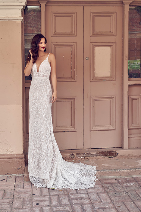 ZB 243 Wedding                                          dress by Zavana Bridal