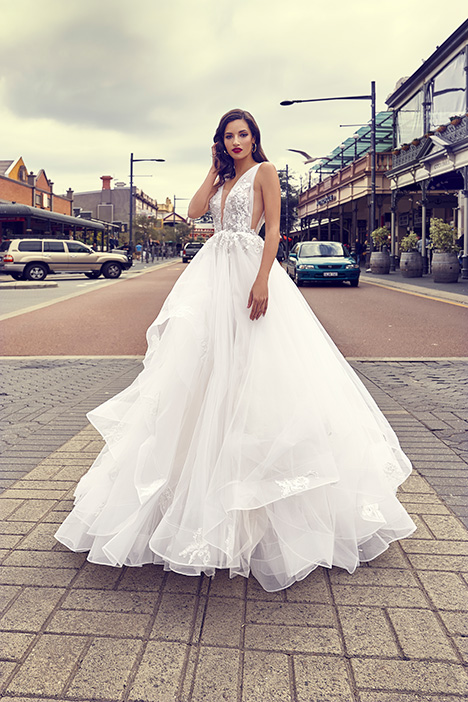 ZB 255 Wedding dress by Zavana Bridal