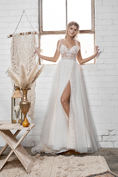 WA 6070 Wedding                                          dress by White April