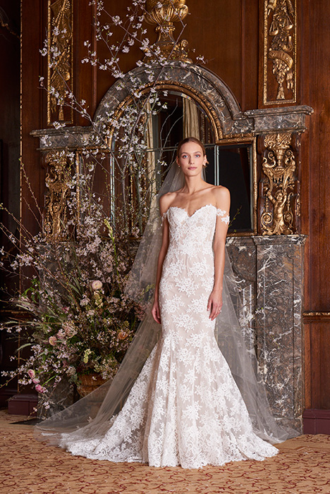 Eve Wedding                                          dress by Monique Lhuillier