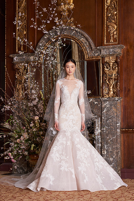 Kaia Wedding                                          dress by Monique Lhuillier