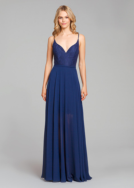 5862 Bridesmaids                                      dress by Hayley Paige: Occasions
