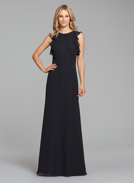 5863 Bridesmaids                                      dress by Hayley Paige: Occasions