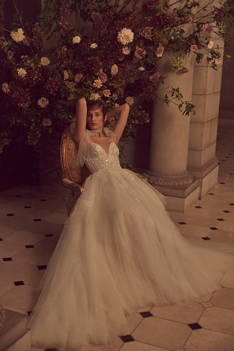 BL19206 Wedding                                          dress by Monique Lhuillier: Bliss