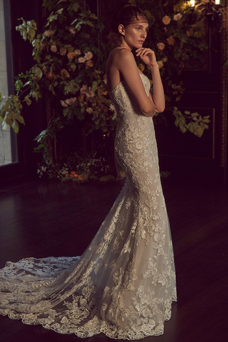 BL19213 Wedding                                          dress by Monique Lhuillier: Bliss