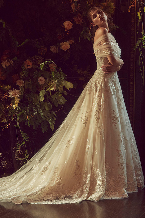 BL19216 Wedding                                          dress by Monique Lhuillier: Bliss