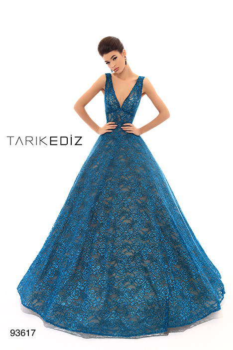 93617 Prom                                             dress by Tarik Ediz: Evening Dress