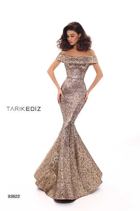 93622 Prom                                             dress by Tarik Ediz: Evening Dress