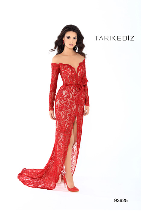 93625 Prom                                             dress by Tarik Ediz: Evening Dress