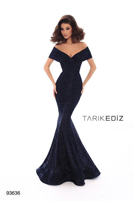 93636 Prom                                             dress by Tarik Ediz: Evening Dress