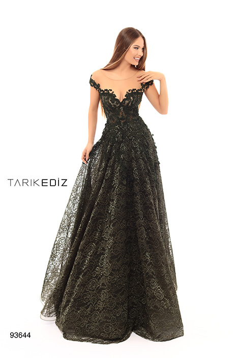 93644 Prom                                             dress by Tarik Ediz: Evening Dress