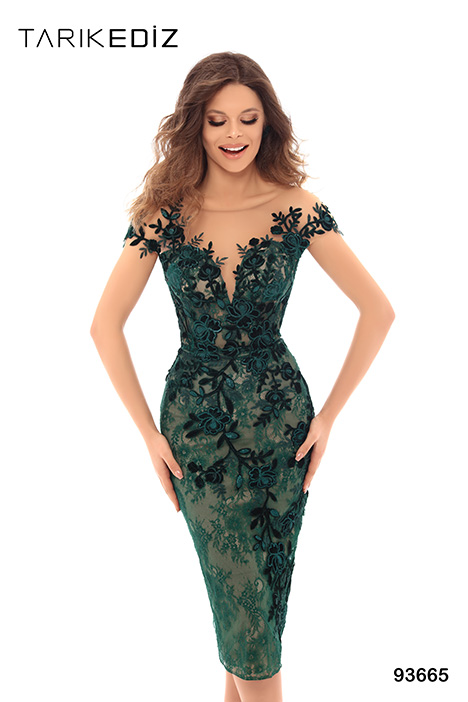 93665 Prom                                             dress by Tarik Ediz: Evening Dress