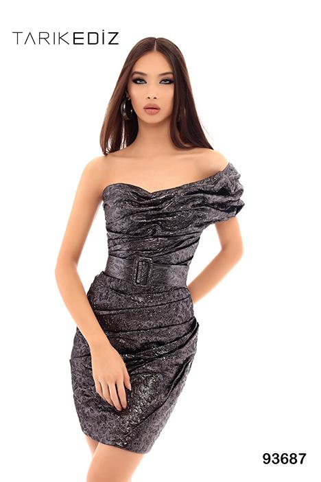 93687 Prom dress by Tarik Ediz: Evening Dress
