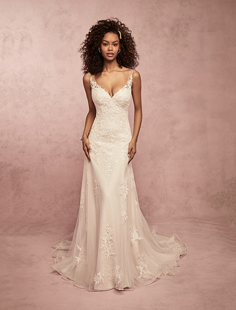 Astrid Wedding                                          dress by Rebecca Ingram
