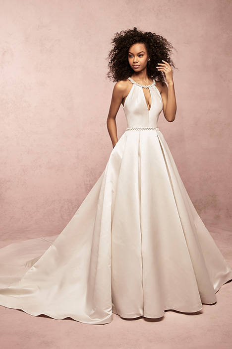 Collette Wedding                                          dress by Rebecca Ingram