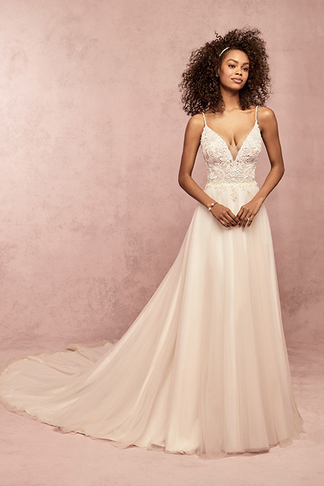 Eunice Wedding                                          dress by Rebecca Ingram